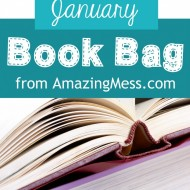 Book Bag:  Five Books I'm Reading in January