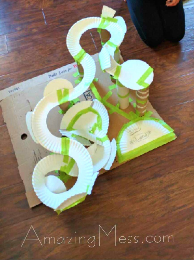 Roller Coaster Project Ideas for Kids
