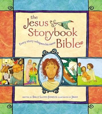 Giveaway Time! The Jesus Storybook Bible + God's Little Explorers Digital Download (3 Sets)
