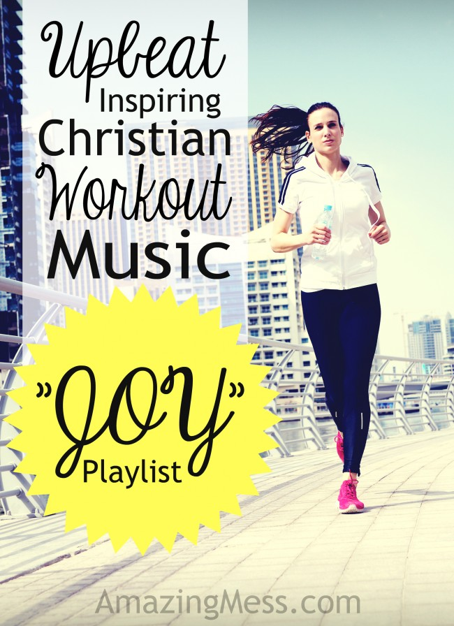 Christian Workout Music Playlist - Joy