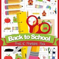 FREE Back-to-School Printable Pack (Pre-K & Kindergarten)