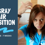 That Time I Decided to Go Gray…My Gray Hair Transition & Journey (Update 1)