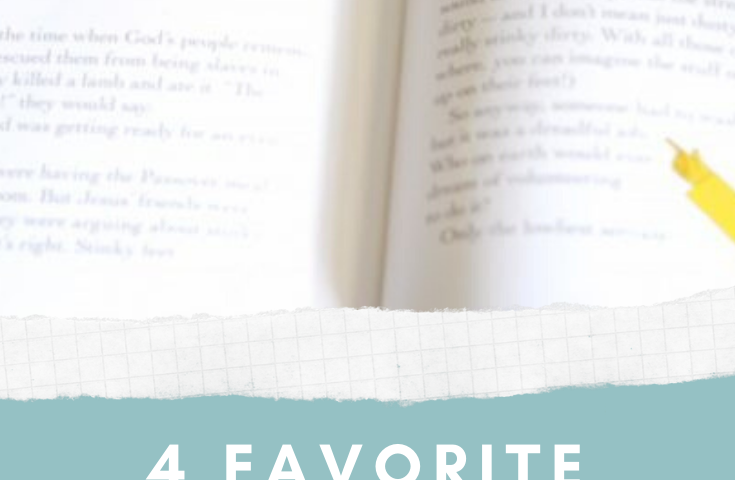 Best Children's Bible?  Four Favorite Bibles for Toddlers, Preschoolers, and Kids